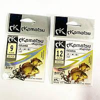 Крючки Kamatsu Iseama 9 -12
