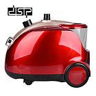 Відпарювач для одягу вертикальний DSP KD-6015, 1800 Вт., фото 2