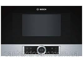 Микроволновая печь (СВЧ) встраиваемая Bosch BFL634GS1