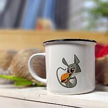 Кружка Camper Іноді є лише один вихід – це кава з чимось смачненьким (KRC_20NG002)