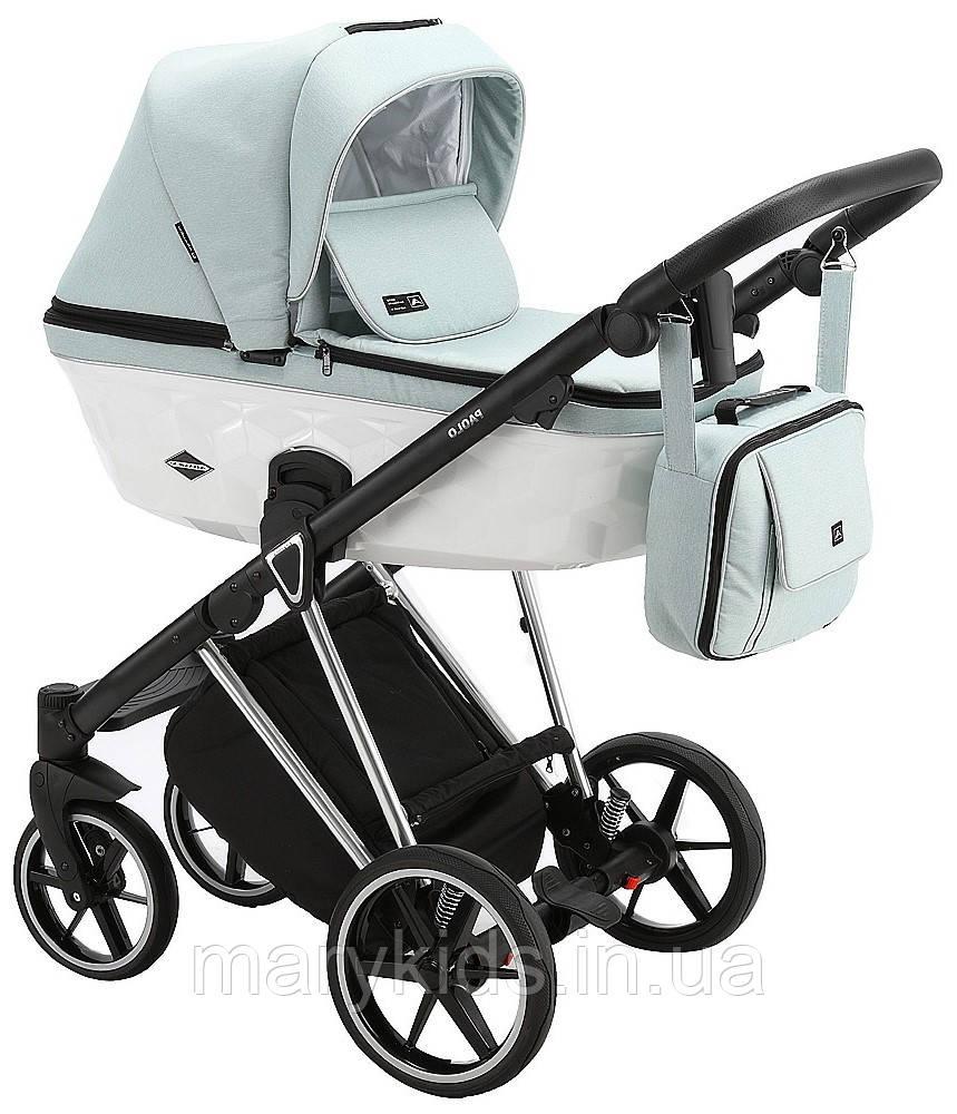 Детская универсальная коляска 2 в 1 Adamex Paolo TK-569