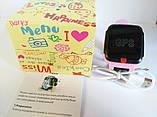 Детские смарт часы Q02 с GPS трекером, фото 10