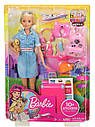 Barbie Travel Кукла Барби Путешественница FWV25, фото 10