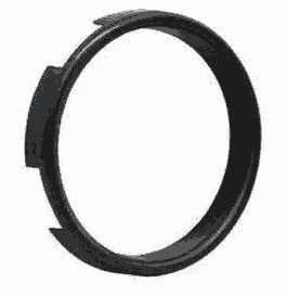 """Кольцо переходник для установки масок диаметром 3"""" на линзы диаметром 2,5"""""""