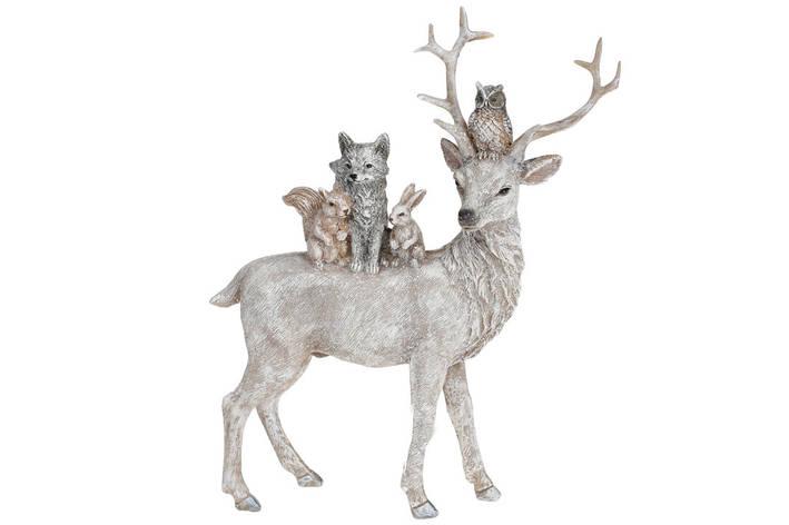 Декоративная статуэтка Лесные жители 24см (707-594), фото 2