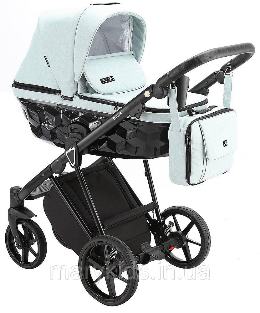 Детская универсальная коляска 2 в 1 Adamex Paolo TK-27