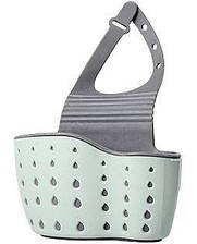 Кошик на змішувач для зберігання миючих засобів MVM K-1524 Olive