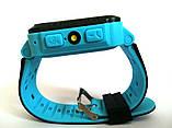 Детские смарт часы Q02 с GPS трекером, фото 5