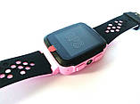 Детские смарт часы Q02 с GPS трекером, фото 6