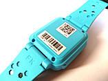 Детские смарт часы Q02 с GPS трекером, фото 4