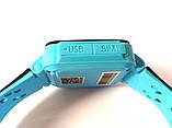 Детские смарт часы Q02 с GPS трекером, фото 3