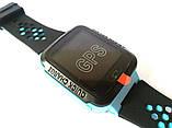 Детские смарт часы Q02 с GPS трекером, фото 2