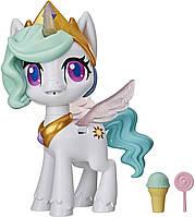 Май литл пони Селестия интерактивная Волшебный поцелуй My Little Pony Magical Kiss Princess Celestia