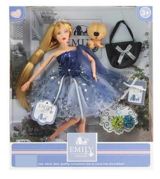 Лялька QJ 089 A (48/2) вихованець, аксесуари, в коробці