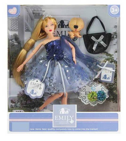 Лялька QJ 089 A (48/2) вихованець, аксесуари, в коробці, фото 2