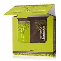 Шампунь и кондиционер для волос с эфирными маслами Защитный шампунь doTERRA пробник