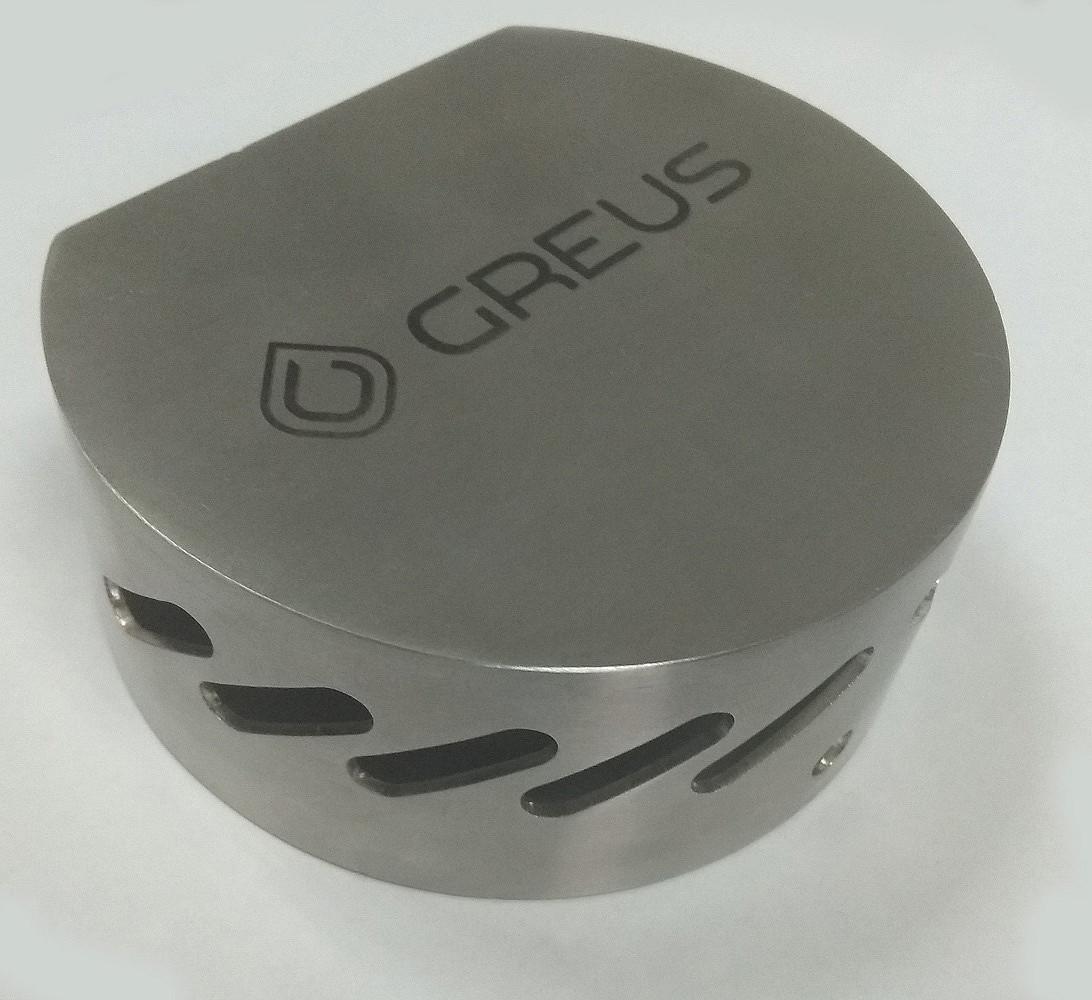 Форсунка паровая Greus 22 мм для парогенератора