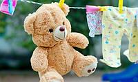 Уход за мягкой игрушкой. Как стирать мягкую игрушку?