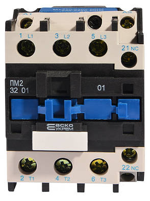 Пускач ПМ 2-32-01 M7 220B (LC1-D3201) Аско, фото 2