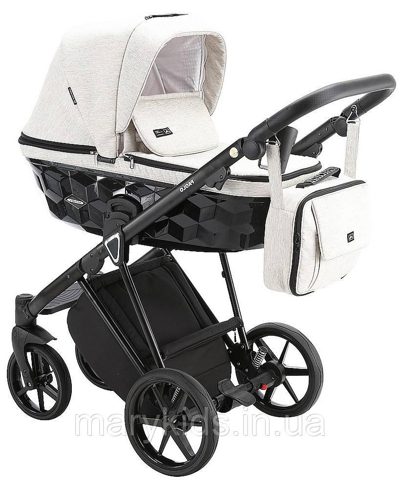 Дитяча універсальна коляска 2 в 1 Adamex Paolo TK-7