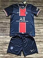 Футбольная форма ПСЖ (FC PSG) 2020-2021 Домашняя детская, фото 1