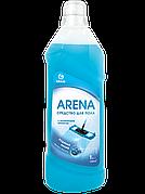 Засіб для підлоги з поліруючі ефектом ARENA водна лілія, 1 л.