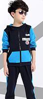 Стильний спортивний костюм для хлопчика / Стильный спортивный костюм для мальчика-РОЗМІР 150
