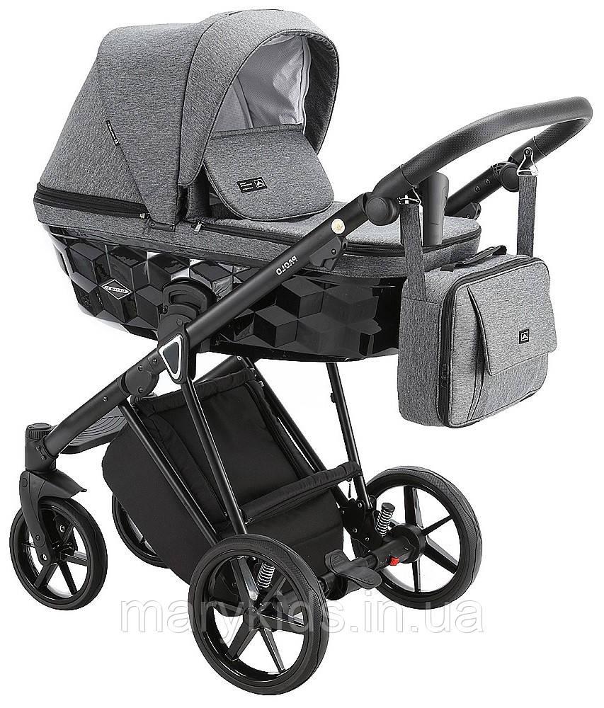 Детская универсальная коляска 2 в 1 Adamex Paolo TK-6