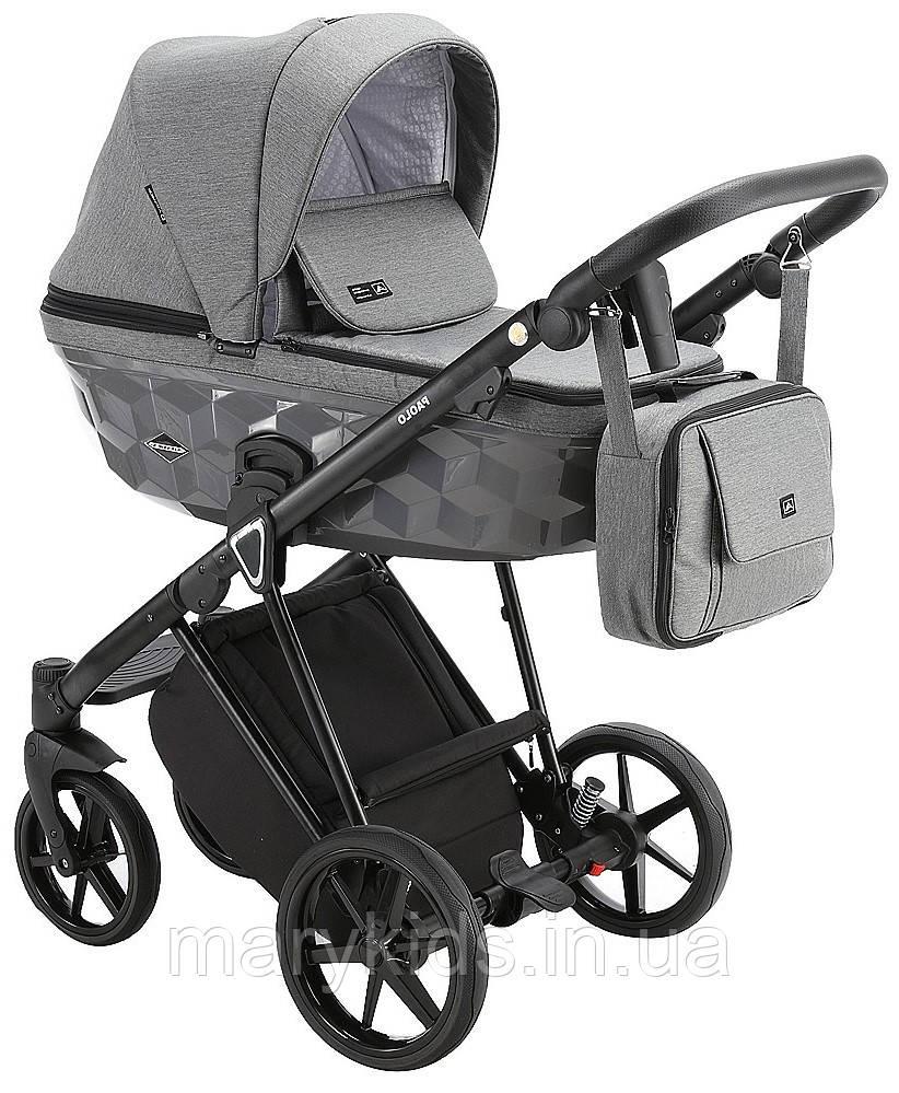 Детская универсальная коляска 2 в 1 Adamex Paolo TK-5