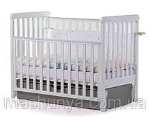 Дитяче ліжечко Carrello Alba з бука