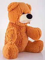 Плюшевий ведмедик 77 см медовий, фото 1