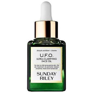 Масло для особи Sunday Riley C. E. O Glow Vitamin C + Turmeric Face Oil U. F. O