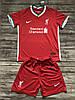 Футбольная форма ФК Ливерпуль (FC Liverpool) 2020-2021 Домашняя детская/взрослая