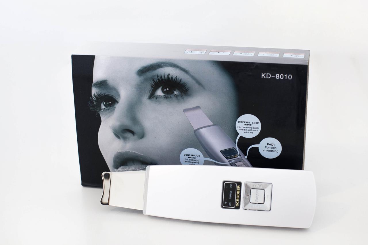 Портативный ультразвуковой Скрабер KD-8020 Модель SS-01