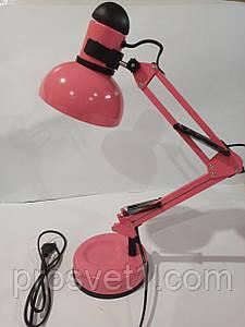Лампа настольная N810 красный