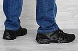 Кроссовки мужские демисезонные на тракторной подошве (кз-15ч-2), фото 9