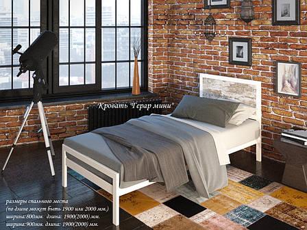 "Кровать ""Герар мини"" от фабрики Тенеро, фото 2"