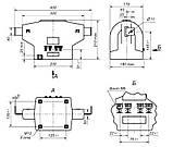 Трансформатор ТПЛУ-10  600/5  кл.0.5S, фото 2
