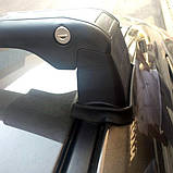 Багажник Mercedes B-Klass W245 в штатные места черный, фото 6