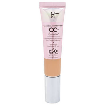 CC-Омолоджуючий Крем IT Cosmetics Your Skin But Better CC+ Cream With SPF 50+ Light