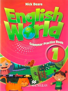 English World 1 Grammar Practice Book