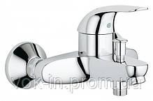 Набор смесителей GROHE Euroeco 123242K + кухонный смеситель (23262000 + 32743000 + 27598001 + 32752000), фото 2