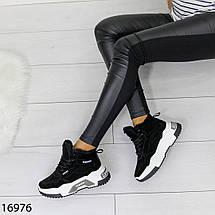 Черные кроссы 16976 (SH), фото 3