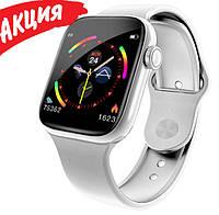 Фитнес браслет трекер Smart Band W4 Умные спортивные смарт часы для здоровья с тонометром шагомером IP67