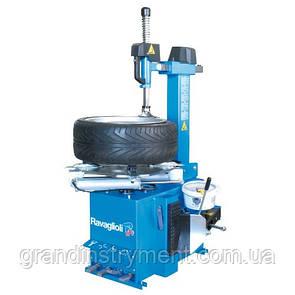 "Шиномонтажний стенд (автомат., захоплення диска 10""-20""/12-23"") 2 швидкості - Made in Italy RAVAGLIOLI G7441V-20"