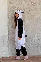 Пижама кигуруми для детей Панда Funny Mood, фото 1