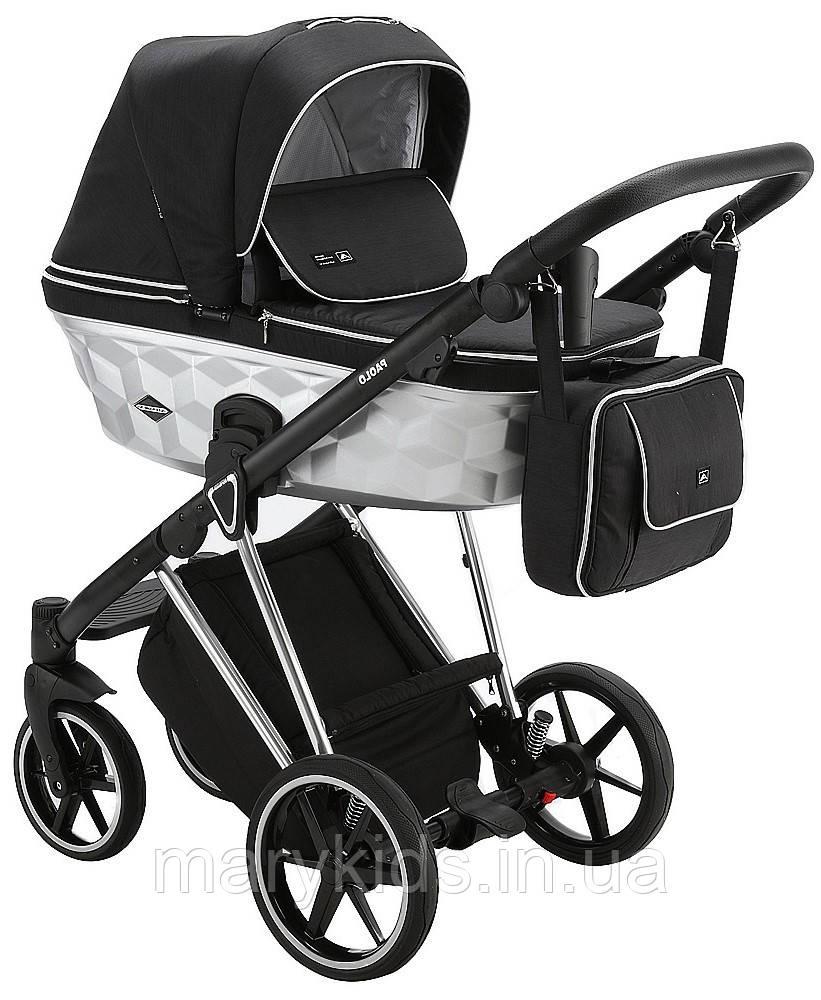 Дитяча універсальна коляска 2 в 1 Adamex Paolo Star-7