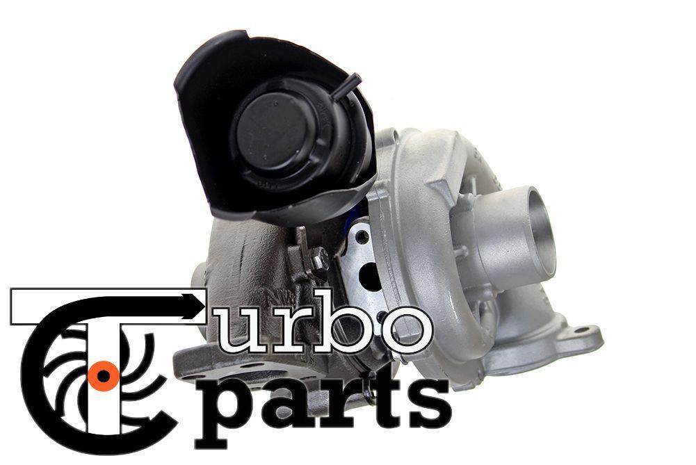 Оригинальная турбина Citroen 1.6 HDi Berlingo/ Picasso/ Xsara/ C2/ C3/ C4/ C5 от 2003 г.в. - 753420, 740821