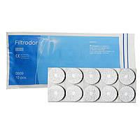 Фильтры для калоприемников Filtrodor 0509, 10 шт.