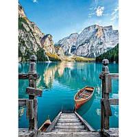 "Картина по номерам на дереве ""Горное озеро"" 40*50 см, ТМ Josef Otten (3303RAD)"